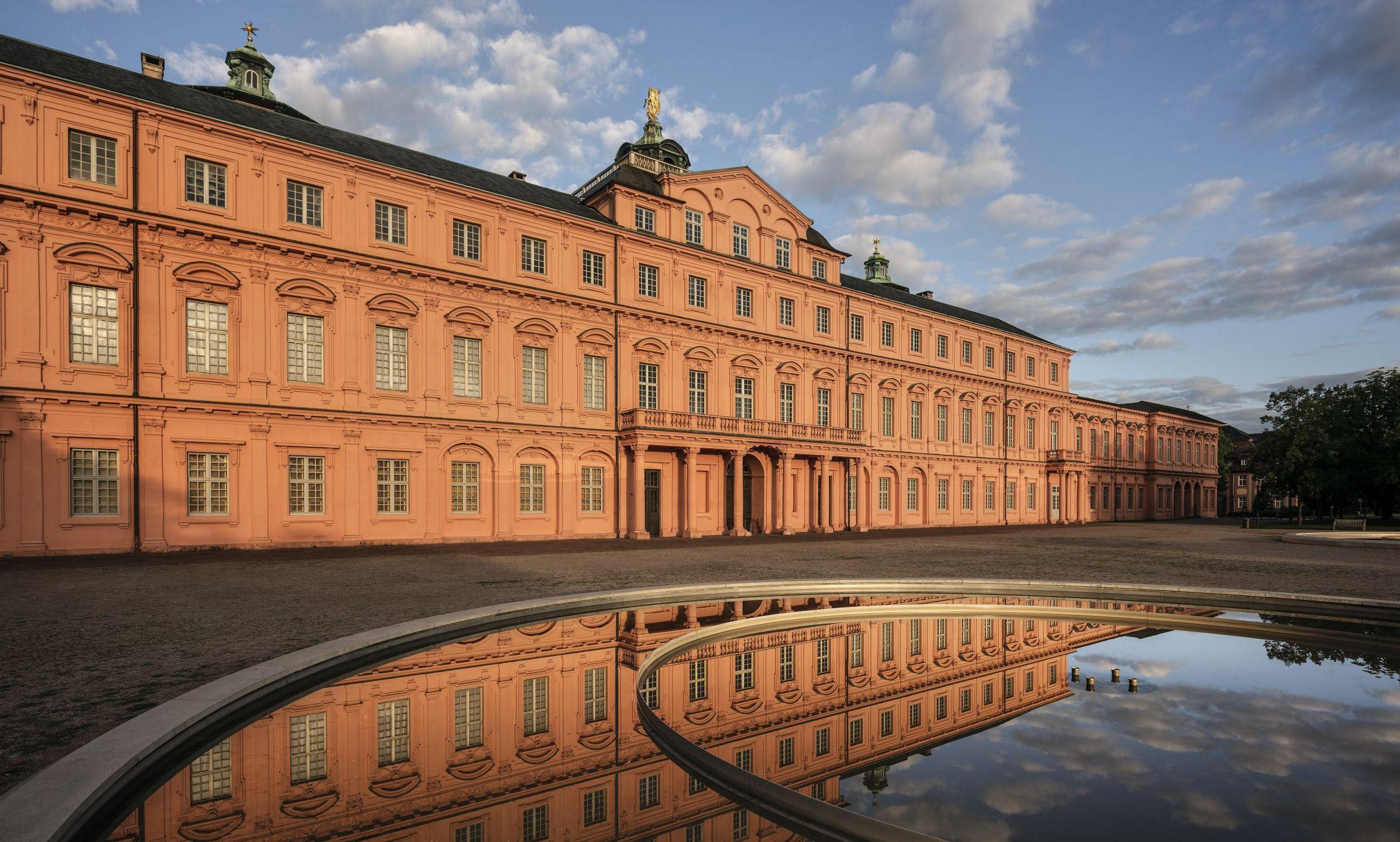 Residenzschloss Rastatt; Foto: Staatliche Schlösser und Gärten Baden-Württemberg, Günther Bayerl
