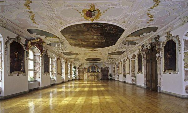 Refektorium im Kloster Ochsenhausen